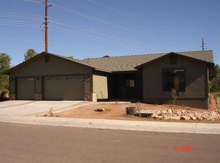 803 W Oso Dorado Cir , Payson AZ