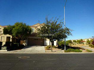 5461 Stelle Amore St , North Las Vegas NV