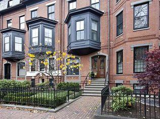 293 Marlborough St , Boston MA