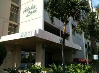 2211 Ala Wai Blvd Ph 5, Honolulu HI