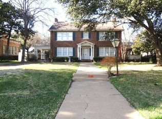 2315 Colcord Ave , Waco TX