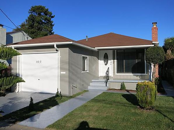 832 Hensley Ave, San Bruno, CA