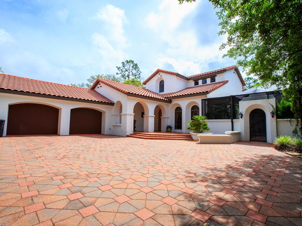 Spanish style homes for sale in daytona beach real for Spanish style homes for sale