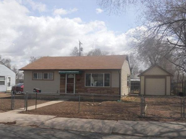 1205 Aspen Ave, Colorado Springs, CO
