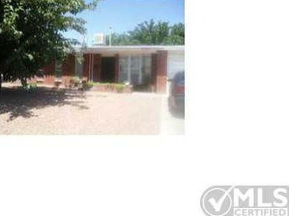 9861 Bomarc St, El Paso, TX