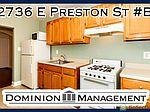 2736 E Preston St # B, Baltimore, MD
