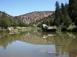 Rio Chama Canyon Ranch Section 9 T28n # R2E, Cebolla, NM
