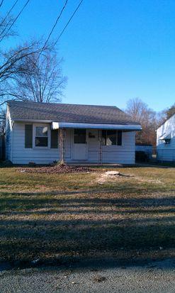 3409 Glencoe St, Middletown, OH 45042