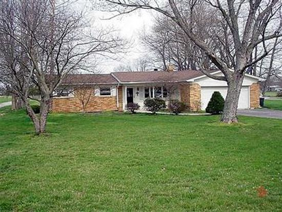 7830 S Mooresville Rd, Camby, IN 46113