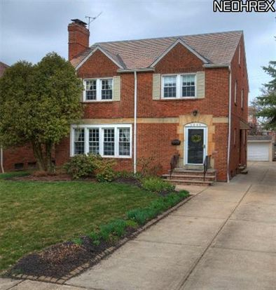 3865 Grenville Rd, University Heights, OH 44118