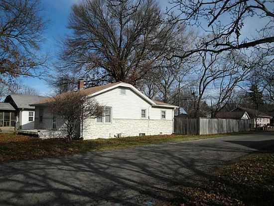 5101 Primrose Ave, Indianapolis, IN 46205