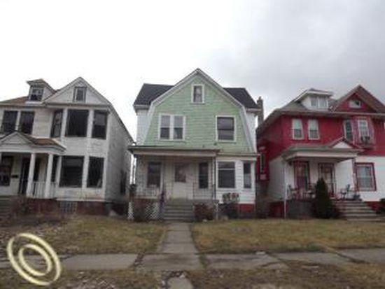 5939 Stanton St, Detroit, MI 48208
