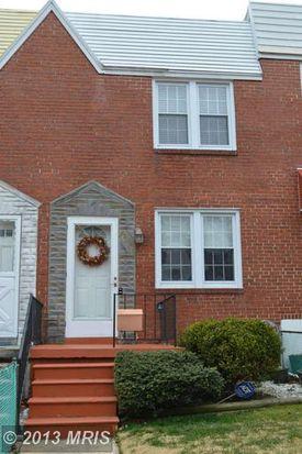 2138 Whistler Ave, Baltimore, MD 21230