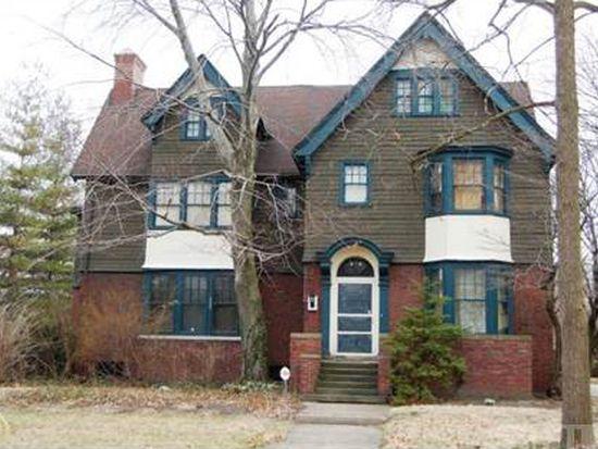 1091 Burns St, Detroit, MI 48214