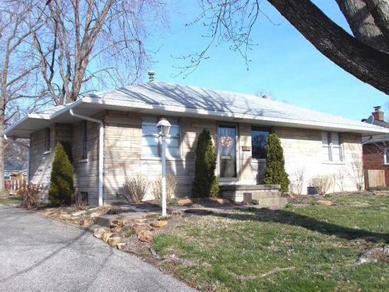 213 S Saint James Blvd, Evansville, IN 47714