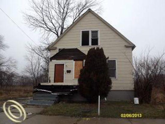 3373 Aaron St, Detroit, MI 48207