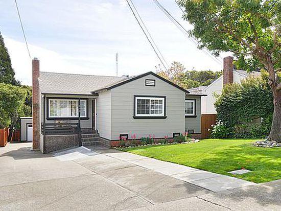 643 Santa Barbara Ave, Millbrae, CA 94030