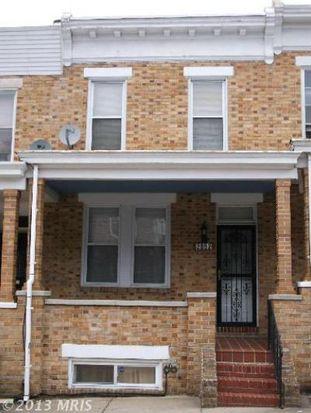 2852 Kentucky Ave, Baltimore, MD 21213