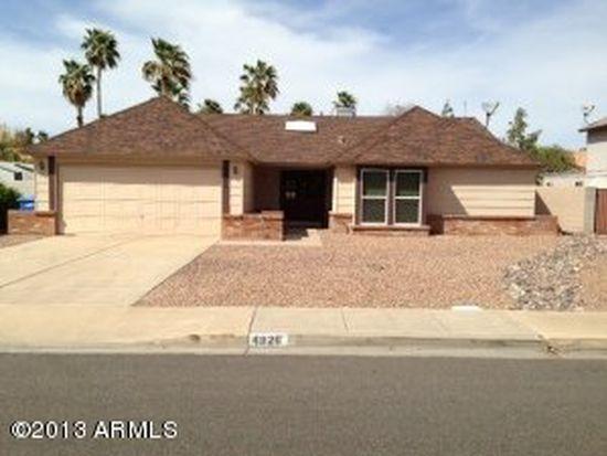 4926 E Nisbet Rd, Scottsdale, AZ 85254