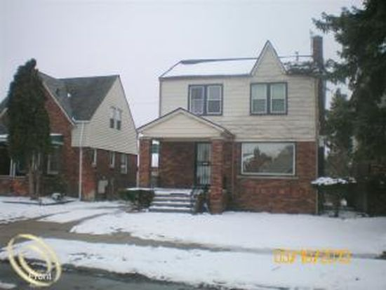 15752 Evanston St, Detroit, MI 48224