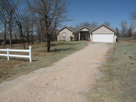 17251 Cottonwood Ct, Newalla, OK 74857