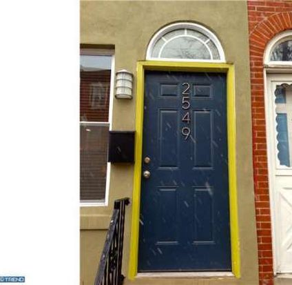 2549 Emerald St, Philadelphia, PA 19125