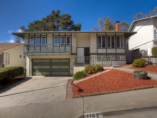 1103 Park Pacifica Ave, Pacifica, CA 94044