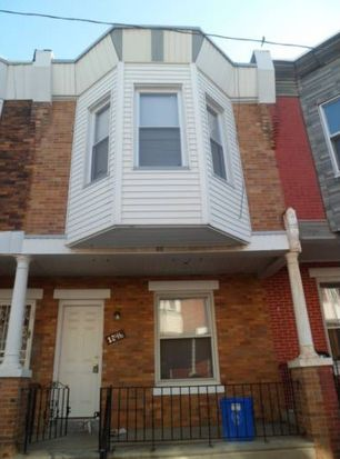 1245 S Greylock St, Philadelphia, PA 19143