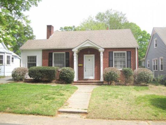 1924 Ashland Ave, Charlotte, NC 28205