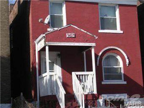 3615 N Newstead Ave, Saint Louis, MO 63115
