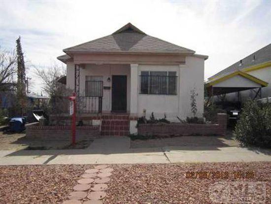 2620 Lebanon Ave, El Paso, TX 79930