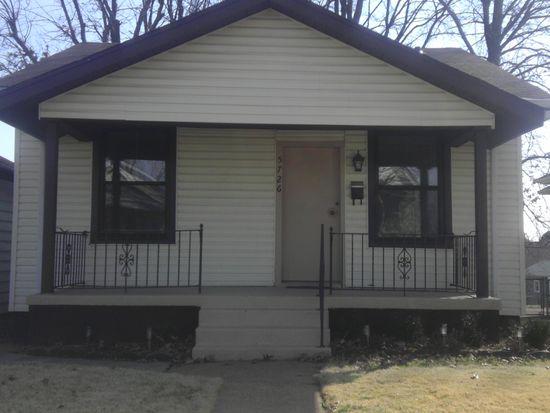 5726 Lansdowne Ave, Saint Louis, MO 63109