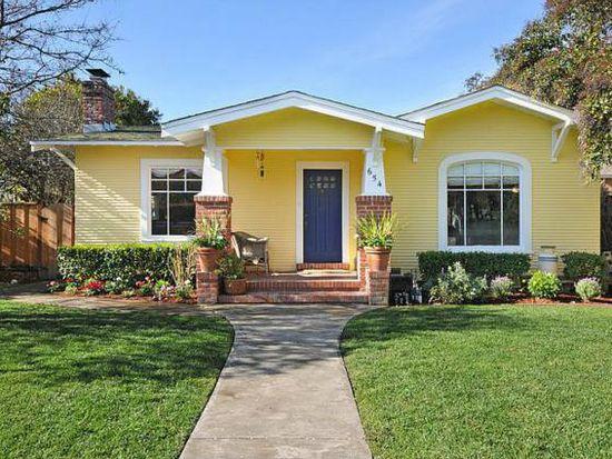 654 Iris St, Redwood City, CA 94061