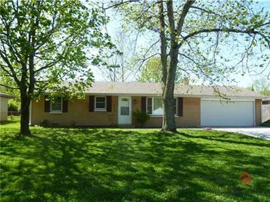 717 Valley Dr, Anderson, IN 46011