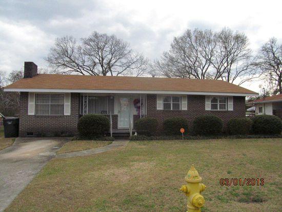 1832 Cottonwood Dr, Augusta, GA 30906