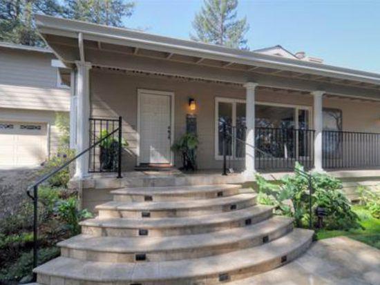 27411 Altamont Rd, Los Altos Hills, CA 94022
