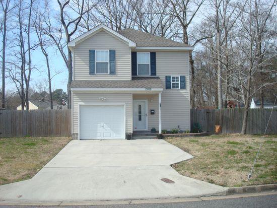 2100 Ruth St, Chesapeake, VA 23324