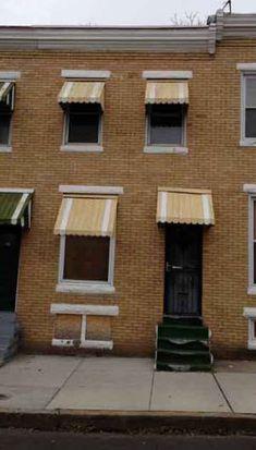 1626 Mckean Ave, Baltimore, MD 21217
