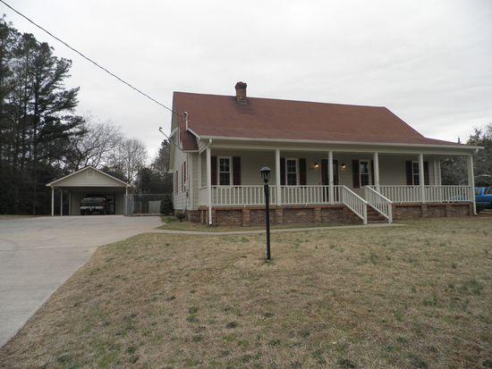 1703 Salem Church Rd, Goldsboro, NC 27530
