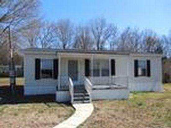 115 Florence St, Calhoun Falls, SC 29628