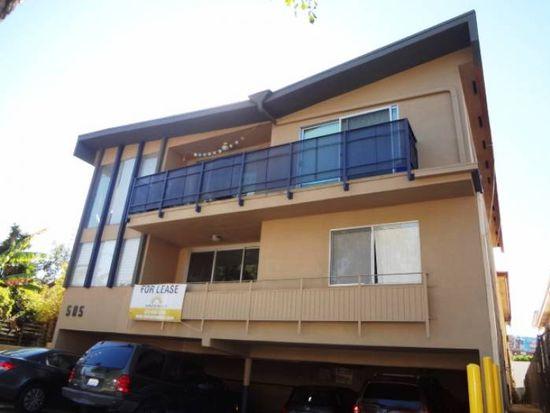 505 N Alfred St APT 4, West Hollywood, CA 90048
