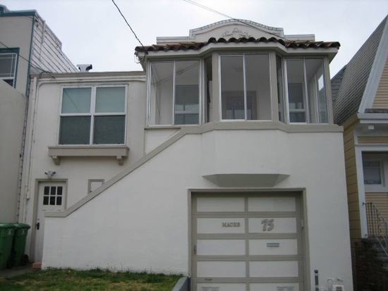 75 Miramar Ave, San Francisco, CA 94112