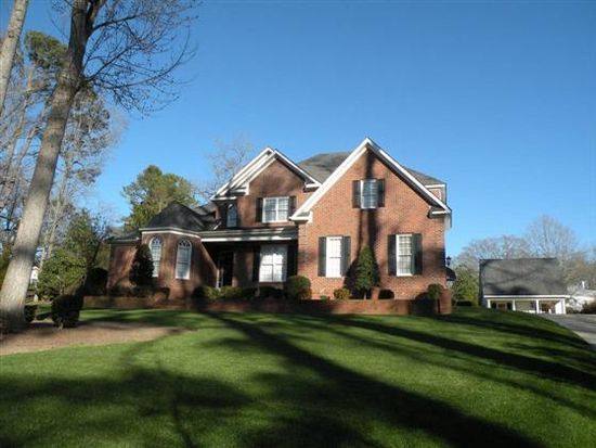 1302 Canal Dr NW, Wilson, NC 27893
