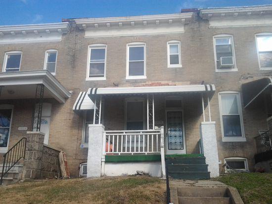 1806 E 29th St, Baltimore, MD 21218