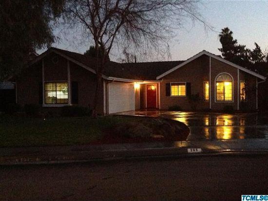 285 W Ash Ave, Hanford, CA 93230