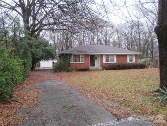 2792 Elmore Park Rd, Bartlett, TN 38134