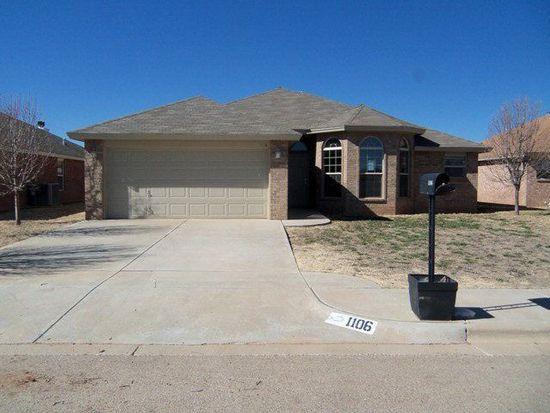 1106 Primrose Ave, Lubbock, TX 79416