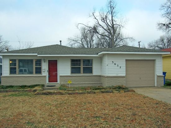 3632 S Knoxville Ave, Tulsa, OK 74135
