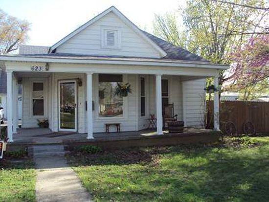 623 Cypress St, Marshall, IL 62441