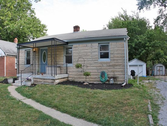 2908 E 42nd St, Indianapolis, IN 46205